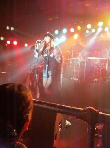 バンド「TENSION」の写真