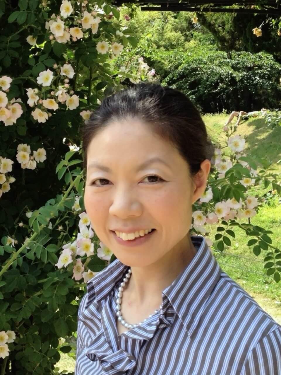 中川千都子さん