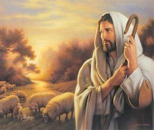 イエスと羊たち
